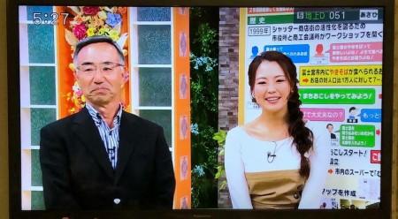 静岡朝日テレビとびっきり静岡で「富士宮やきそばの秘密」のタイトルで放映されました。